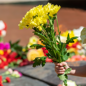 Funeral Flowers   Memorial Service